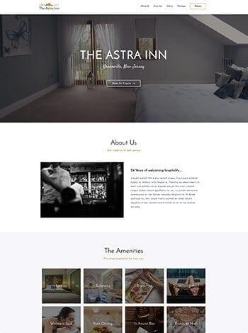 Hotel screenshot